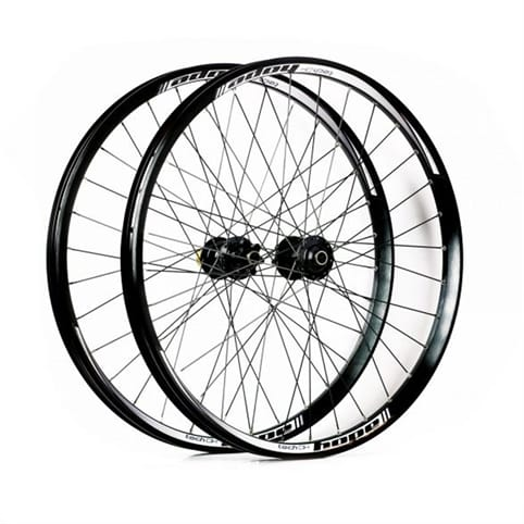 "Hope Tech DH – Pro 4 26"" Straight Pull Rear Wheel"