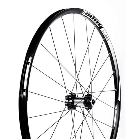 "Hope Tech XC – SP24 26"" Straight Pull Rear Wheel"
