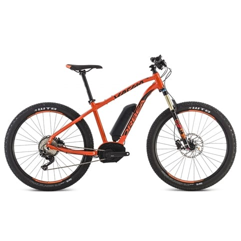 Orbea KERAM CX 10 PLUS Electric MTB Bike 2016
