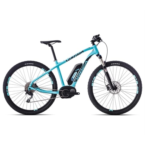Orbea Keram 27.5 MTB 20 Electric MTB Bike 2016