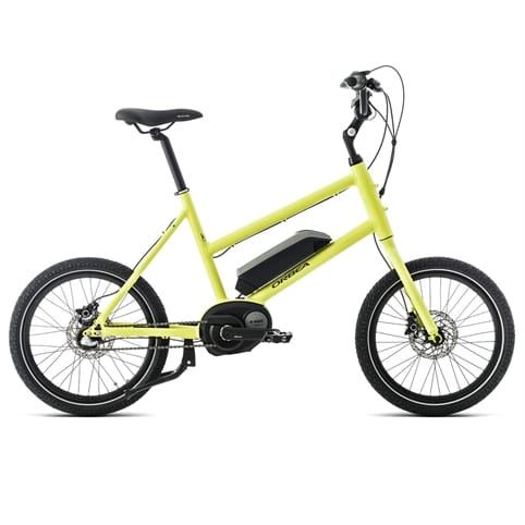 Orbea KATU-E 30A Electric Bike 2016