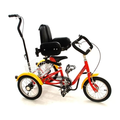 Mission Musketeer Rear Steer Trike