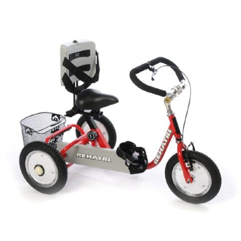 "Mission Rehatri 12"" Special Needs Trike"