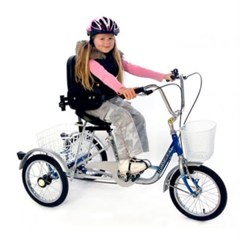 "Mission Trilogy 16"" Special Needs Trike"