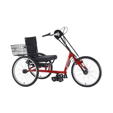 REHATRI UPRIGHT 24 HAND CYCLE *