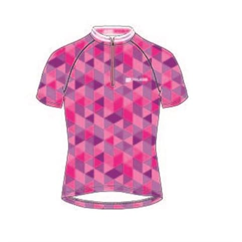 Polaris Jewel Children's Cycling Jersey