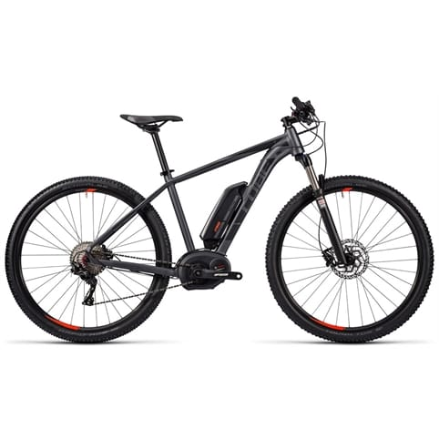 "Cube Reaction Hybrid HPA Race 500 27.5"" Hardtail Electric MTB Bike 2016"
