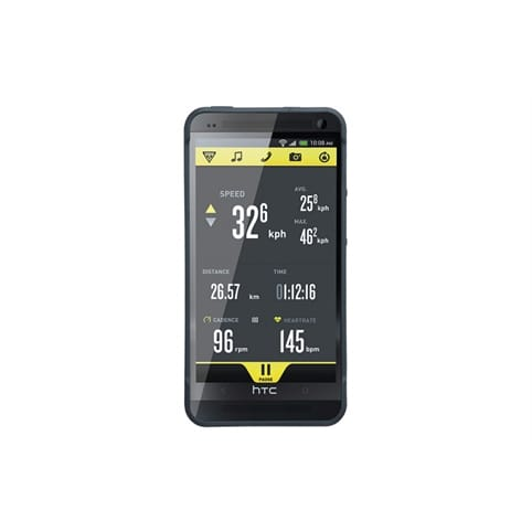 Topeak HTC One Ridecase with Mount