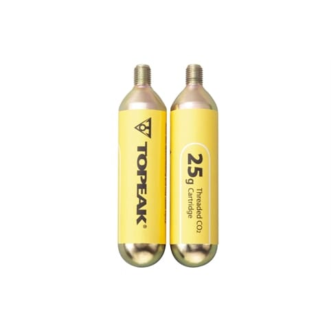 TOPEAK CO2 CARTRIDGES - 25g