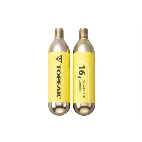 TOPEAK CO2 CARTRIDGES - 16g