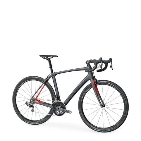 Trek Domane SLR 9 eTap Road Bike 2017