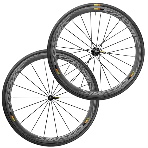 Mavic Cosmic Pro Carbon SL Clincher Centrelock Disc Wheelset 2017