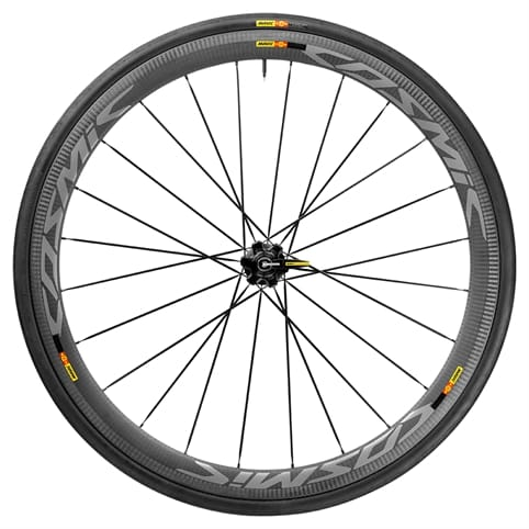 Mavic Cosmic Pro Carbon SL Clincher Centrelock Disc Rear Wheel 2017