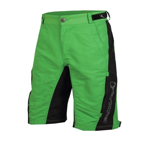 Endura Singletrack II Short [KELLY GREEN]