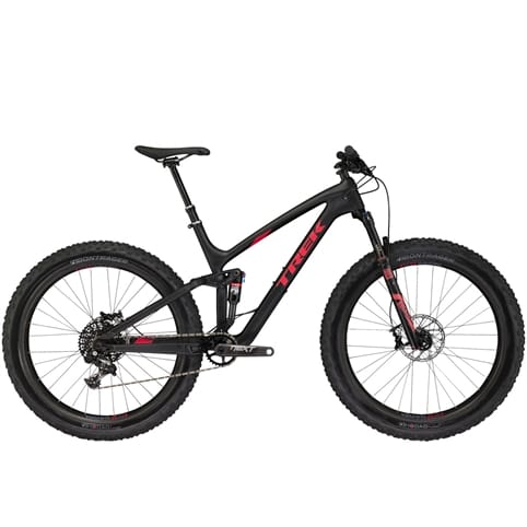 Trek Farley EX 9.8 Full Suspension Fat Bike 2017
