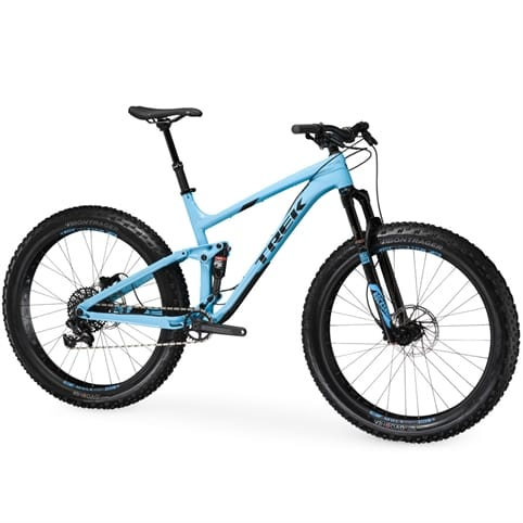 Trek Farley EX 8 Full Suspension Fat Bike 2017