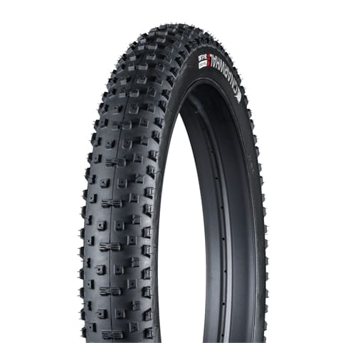 BONTRAGER GNARWHAL TEAM ISSUE TLR 26 FAT BIKE TYRE