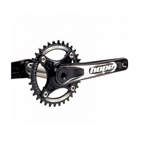 Hope Double Spider Fatbike Crankset