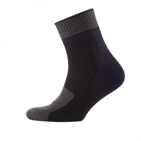 SEALSKINZ HYDROSTOP ROAD ANKLE SOCK
