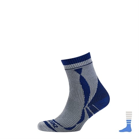 SealSkinz Thin Ankle Length Waterproof Sock