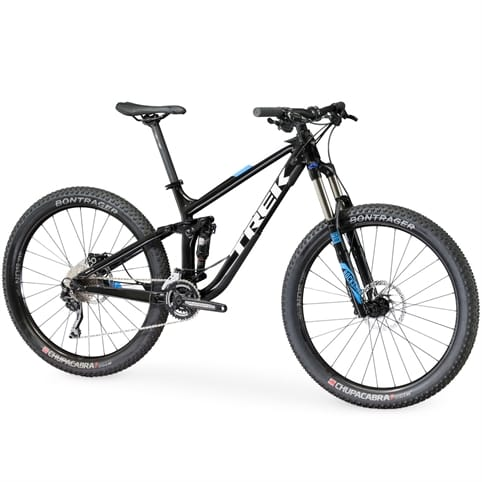 Trek FUEL EX 5 27.5 PLUS MTB Bike 2017
