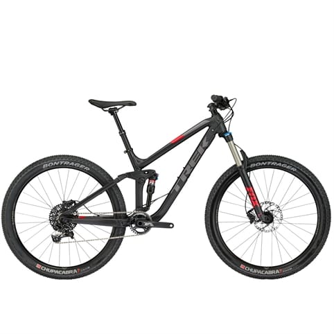 Trek FUEL EX 8 27.5 PLUS MTB Bike 2017