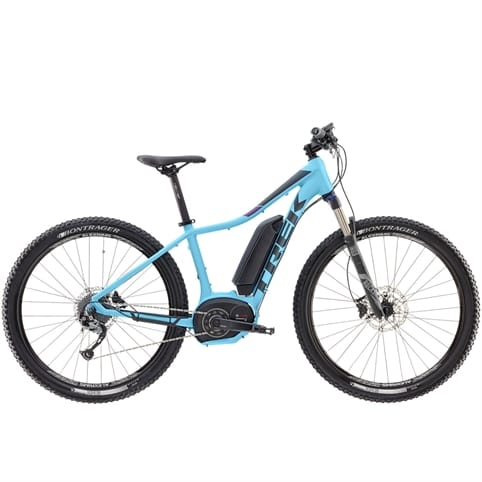 "Trek Powerfly WSD 5 Hardtail 27.5"" Electric MTB Bike 2017"