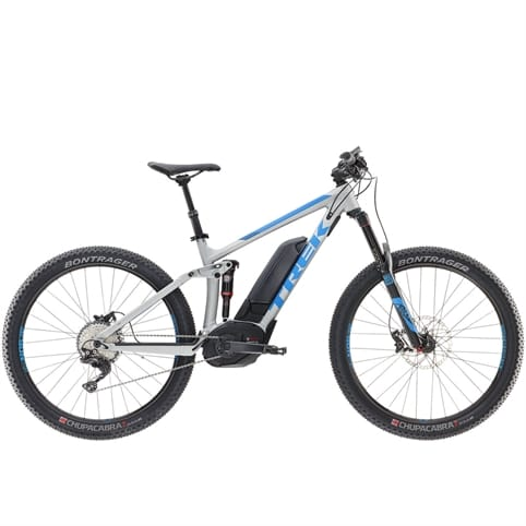"TREK POWEFLY FS 8 LT PLUS ELECTRIC 27.5"" MTB BIKE 2017"
