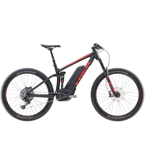 "Trek Powerfly FS 9 LT Plus Electric 27.5"" MTB Bike 2017"
