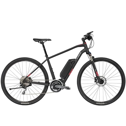 Trek DUAL SPORT+ Hybrid Electric Bike 2017