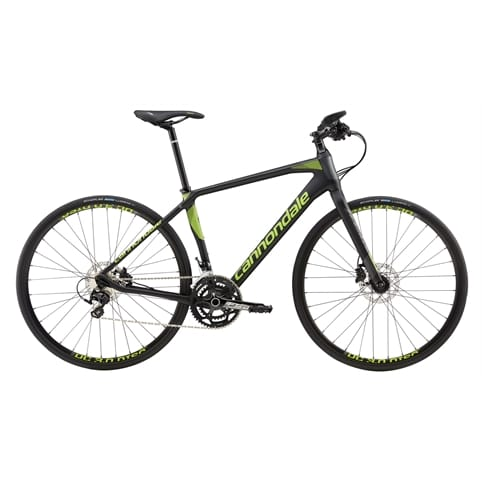 Cannondale Quick Carbon 1 Flat Bar Road Bike 2017