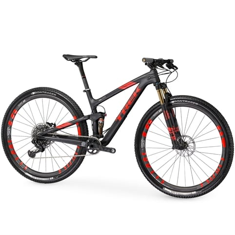 "Trek TOP FUEL 9.9 RSL 27.5"" MTB Bike 2017"