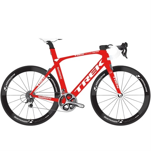 Trek MADONE RSL H1 Road Bike 2017