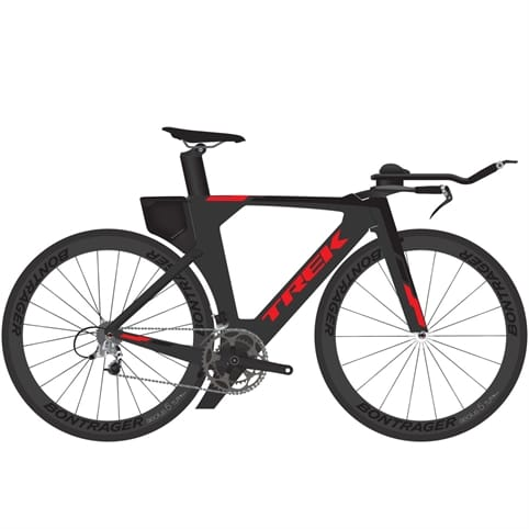 Trek SPEED CONCEPT 9.9 Triathlon Bike 2017