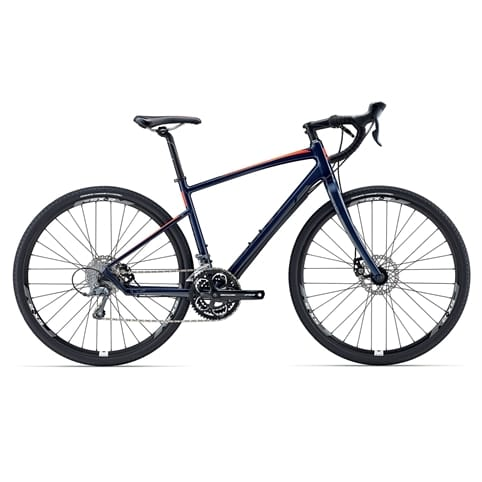 GIANT REVOLT 3 GRAVEL BIKE 2017