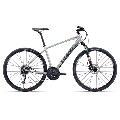 Giant Roam 2 Disc Gravel Bike 2017
