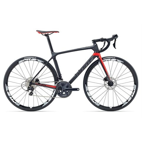 GIANT TCR ADVANCED 2 DISC ROAD BIKE 2017