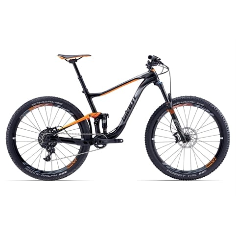 GIANT ANTHEM ADVANCED 2 650b FS MTB BIKE 2017