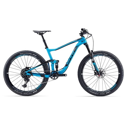 GIANT ANTHEM ADVANCED 0 650b FS MTB BIKE 2017