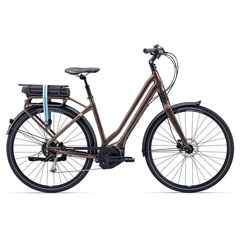 Giant Prime-E+ 3 W City Bike 2017