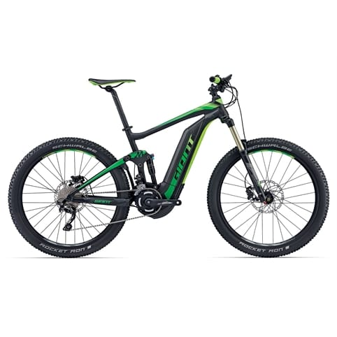 Giant Full-E+ 2 MTB Bike 2017