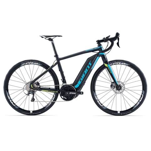 GIANT ROAD E+ 1 ELECTRIC ROAD BIKE 2017