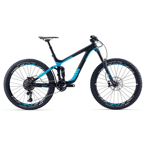 "Giant Reign Advanced 0 27.5"" MTB Bike 2017"