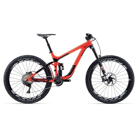 "Giant Reign Advanced 1 27.5"" MTB Bike 2017"
