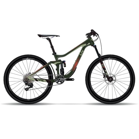 Giant Liv Hail Advanced MTB Bike 2017