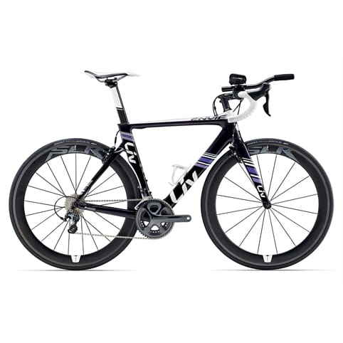 Giant Liv Envie Advanced Tri Bike 2017