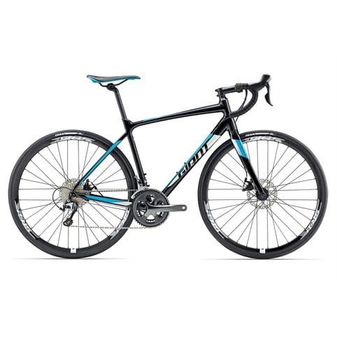 GIANT CONTEND SL 2 DISC ROAD BIKE 2017