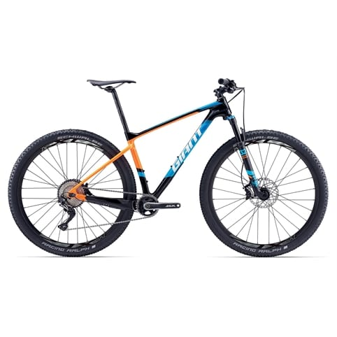 Giant XTC Advanced 29er 2 MTB Bike 2017