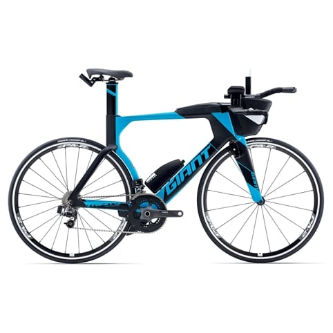 Giant Trinity Advanced Pro 0 Triathlon Bike 2017