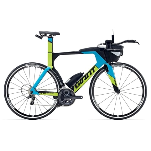 Giant Trinity Advanced Pro 2 Triathlon Bike 2017